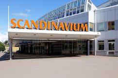Scandinavium event arena Stock Photo