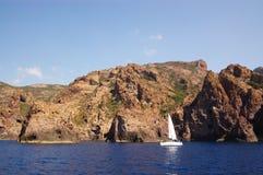 Free Scandola Rocks Stock Images - 12960164