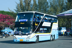 Scania Bus of Chantour company bus no.18-65 Stock Photography