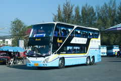 Scania Bus of Chantour company bus no.18-65 Stock Photos