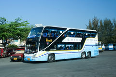 Scania-Bus des keines Chantour-Firmenbusses 18-65 Stockbilder