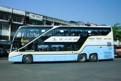 Scania-Bus des keines Chantour-Firmenbusses 18-65 Lizenzfreies Stockfoto