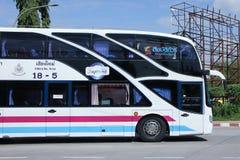 Scania bus of Sombattour company Stock Photos