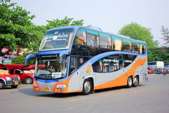 Scania bus of Transport government Royalty Free Stock Images