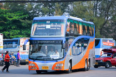 Scania bus of Transport government Royalty Free Stock Photos