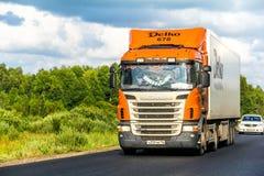 Scania G380 Foto de Stock