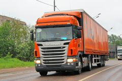 Scania G440 Stock Image