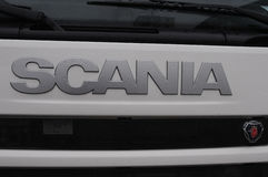 SCANIA MOTOR Stock Images
