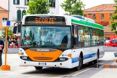 Scania OmniCity CN94UB Stock Foto