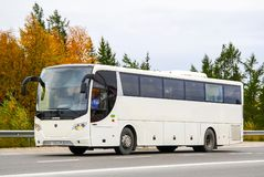 Scania OmniExpress 340 Stock Afbeelding