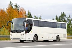 Scania OmniExpress 340 Royalty Free Stock Photo