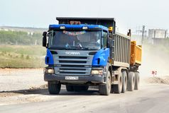 Scania P380 Stock Photos