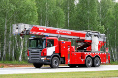 Scania P380 Royalty Free Stock Image