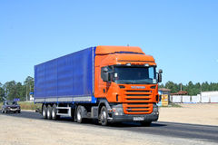 Scania R420 Images stock