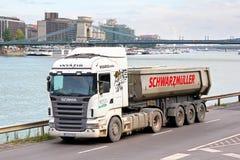 Scania R420 Стоковое фото RF