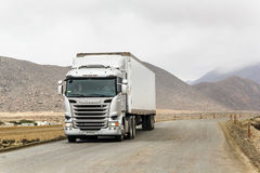 Scania R400 Royalty Free Stock Photography