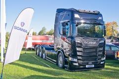 Scania R520 royalty free stock photos