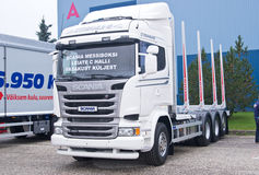 Scania r450 Stock Photography
