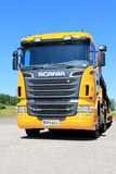 Scania R500 Vehicle Carrier Truck Royalty Free Stock Photo