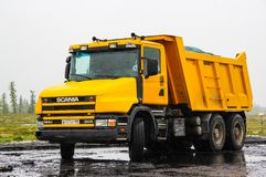 Scania T360 Royalty Free Stock Image
