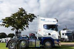 Scania Topline Albany Transport at Truckfest Stock Photo