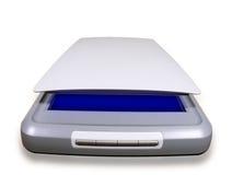 Scanner a base piatta Immagine Stock