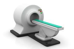 Scanner de CT Photos libres de droits