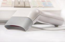 Scanner del codice a barre Fotografia Stock