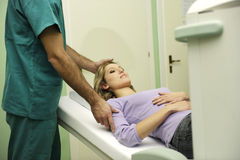 Scanner di MRI Fotografia Stock