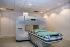 Scanner, MRI Magnetic resonance imaging 1 Royalty Free Stock Images