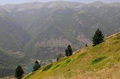 Scanno av berg, Abruzzo Royaltyfri Fotografi