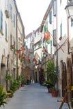 Scansano (Toscana) Fotografia Stock