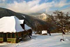 scape χειμώνας στοκ εικόνες με δικαίωμα ελεύθερης χρήσης