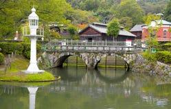 Scape города Нагои в Японии Стоковые Изображения RF
