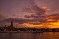 scape города bangkok Стоковое Фото