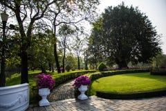 Scape земли на Челк-PA-в летнем дворце Стоковое Фото