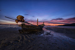 Scape моря в Пхукете Таиланде Стоковое Изображение RF