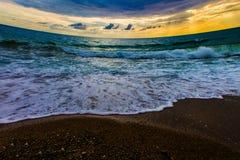Scape моря стоковое фото