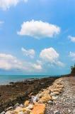 Scape моря Стоковое Изображение RF