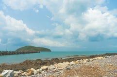 Scape моря Стоковая Фотография