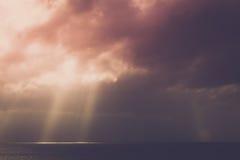 Scape моря Стоковое фото RF