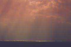 Scape моря Стоковое Изображение