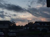 Scape неба стоковые фотографии rf