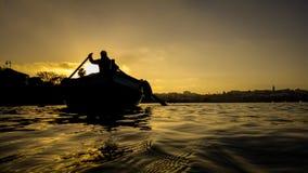 Scape РАБАТ моря стоковая фотография rf