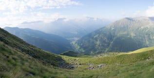 Scape alpino italiano imágenes de archivo libres de regalías