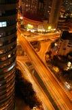 scape da cidade Fotografia de Stock