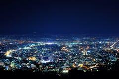 Scape de la noche Imagenes de archivo