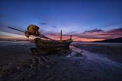 Scape de mer à phuket Thaïlande Image libre de droits