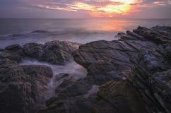 Scape de mer Image libre de droits