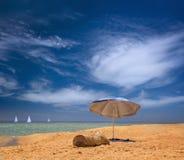 Scape de mer de région d'Odessa Image libre de droits